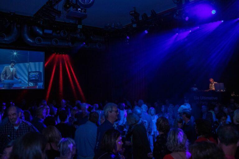 Party50 Gloria Theater 10