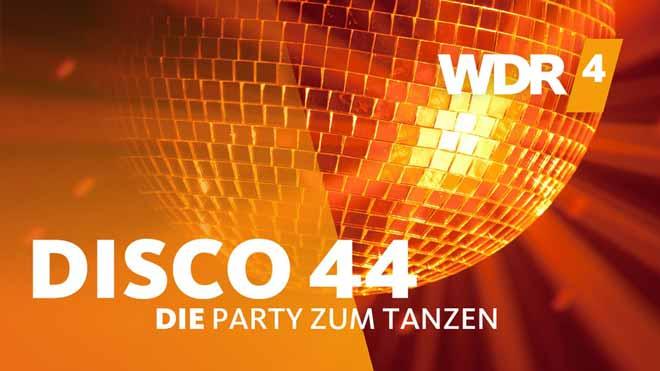 wdr4 disco vierundvierzig